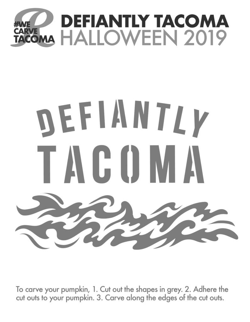 Defiantly Tacoma