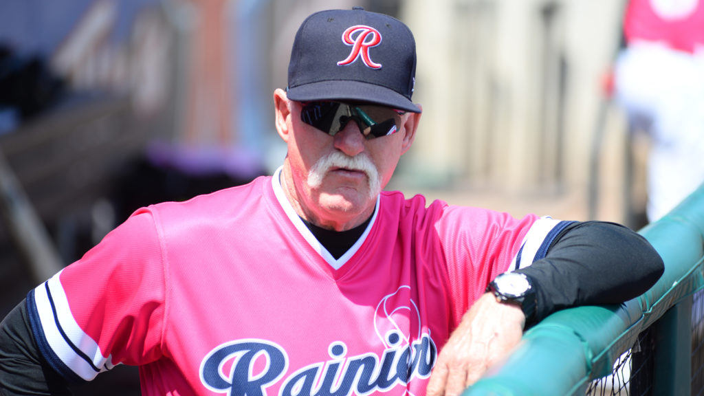 Roy Howell on Annual Pink at the Park game