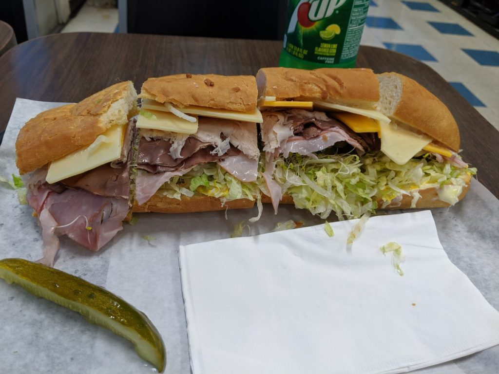 Mike's Deluxe at MSM Deli