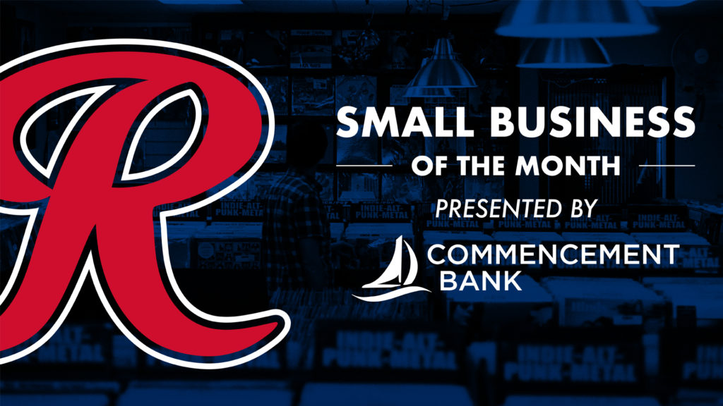 Submit a nomination for the Commencement Bank Small Business of the Month