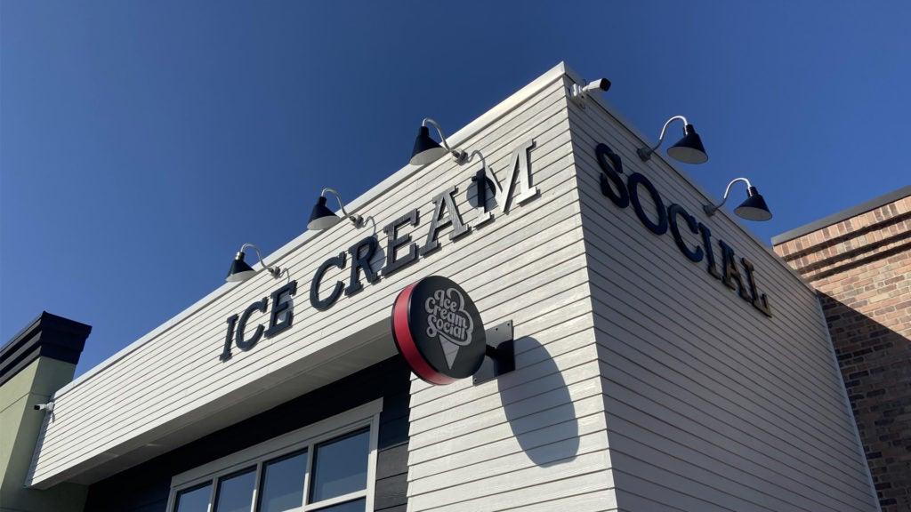 Ice Cream Social in Ruston