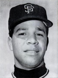 Tacoma Giants pitcher Juan Marichal as a member of the San Francisco Giants