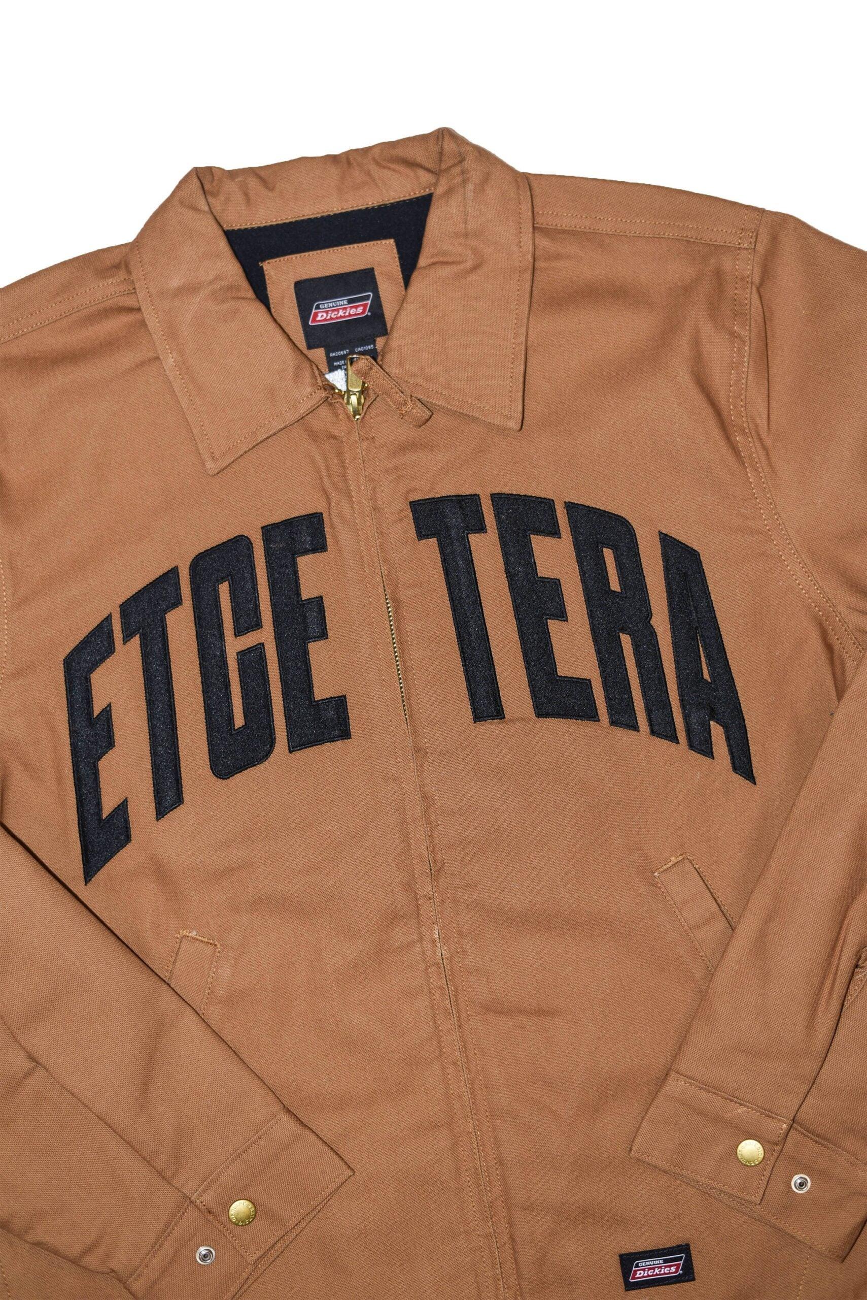 eTc Duck Brown Doberman Jacket